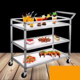Carro Aluminio 100% Para Catering