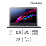 Laptop Asus X542uq-dm129 Full Hd 15.6