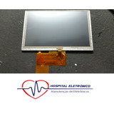 Tela Touch Display Gps 5 Polegadas Hospital Eletronico
