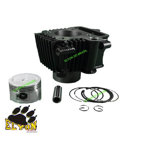 Kit Aumento De Cilindrada Traxx 50cc Para 75cc Completo