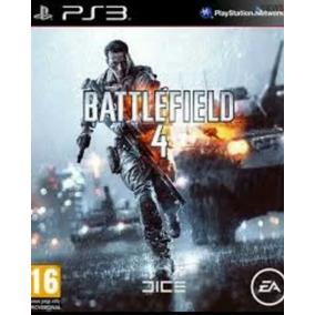 Battlefield 4 Bf4 Português Dublado Ps3 Psn Play3 Envio Já