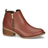 Ankle Boot Café 2622644
