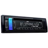 Autoestéro Jvc Kd-r890bt De 1 Din 50 Watts Potencia Pico