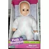 Bebe De 30 Cm Relleno Soft Suavecito. Petit Boutique Ditoys