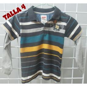 Camisa Sweater Levis Original Niño