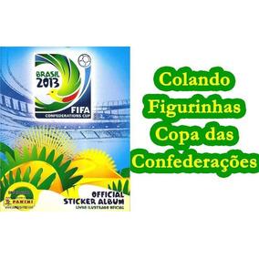 Figurinhas Novas Sem Album Copa Confederaçoes 2013