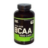 Optimun Nutrition Bcaa 1000 - 200 Caps