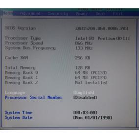 Pentium 3 866mhz Ram 128mb Tarjeta Intel D815efv Case