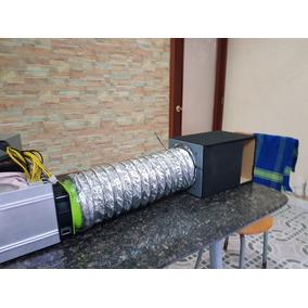 Silenciador Antminer S9 L3 D3 S7 T9