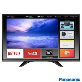 Smart Tv Panasonic Led Hd 32 Ultra Vivid - Tc-32es600b
