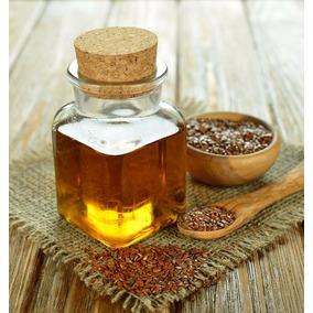 Aceite De Linaza Extravirgen P En Frio Grado Alimentici 1 L
