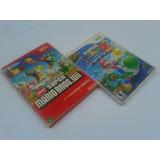 New Super Mario Bros + Super Mario Galaxy 2