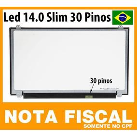 Tela 14.0 Led Slim 30 Pinos P Notebook Positivo Motion Q232a