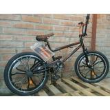 Bicicleta Freestyle Mongosse Mode 270 Aro 20