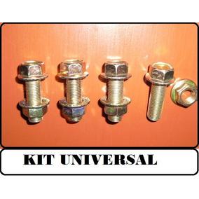 Kit De Tornillos De Parachoque Universal