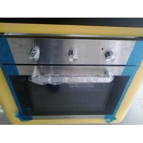 Horno De Empotrar Eléctrico 60cm Tecnolam Acero Inox Nuevo