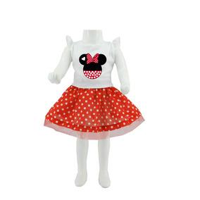 Vestido Blusa Falda Princesa Disney Fiesta Niña Mujer