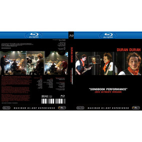 Duran Duran Song Book Bluray