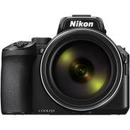 Camara Nikon Coolpix P950 83x Zoom 4k