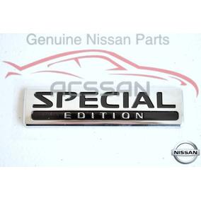 Emblema Special Edition X-terra 2006 Nissan Original