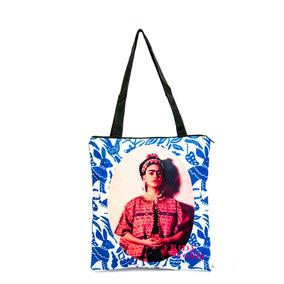 Bolsa Mexicana De Ombro Frida Kahlo