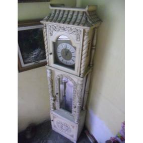 Reloj De Péndulo. Antiguo (itali) 245verdes.