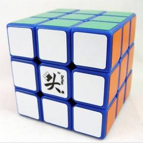 Cubo Rubik Dayan 2 Guhong 3x3 Base Azul Stikers