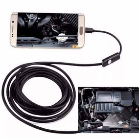 Micro Câmera Hd Mini Endoscópica Usb Sonda Android 3,5m