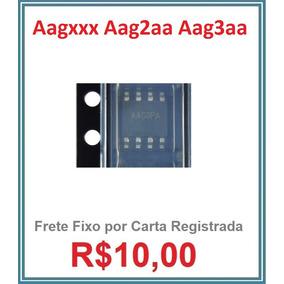 Kit C/ 02 Pçs Ci Aag - Aagxxx Aag2aa Aag3aa Sop8 Reg. Tensão