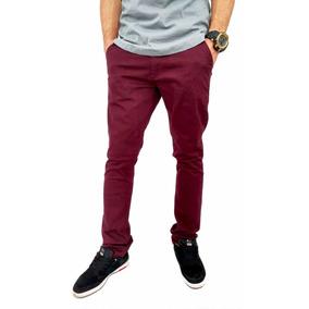 Calça Jeans Sarja Skinny Slim Masculina Coloridas
