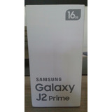 Samsung J2 Prime 16g De Memória Interna Na Caixa