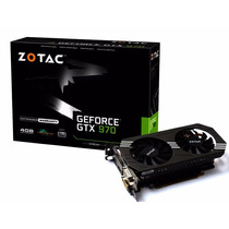 Zotac Nvidia Geforce Gtx 970 4 Gb