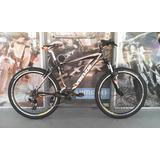 Bicicleta Mtb Venzo Loki R26 Shimano 21 Vel Cla