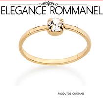 Anel Rommanel Infantil Cristal 511803