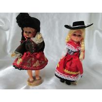 Antiguas Muñecas Europeas