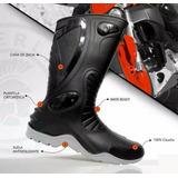 Botas Impermeables Para Moto Ortopedicos Inyectado De Pvc