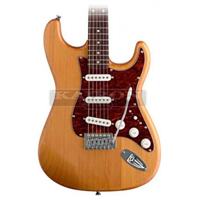 Guitarra Stagg Stratocaster S300 Natural