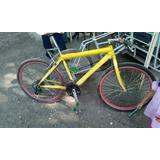Bicicleta Rodada 26 Con Base Para Adaptarle Un Bicitaxi