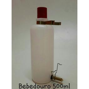 Bebedouro Para Coelho Chinchila Porquinho Da Índia 500ml