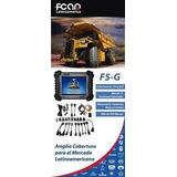 Escáner Multimarca Fcar Modelo F5-g Diesel Gasolina