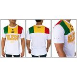 Camiseta Camisa Chronic Bless Jah (lançamento)