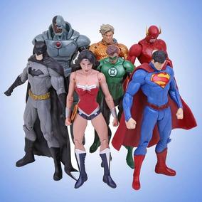 Liga Da Justiça Superman Batman Mulher Maravilha Promoção!!!