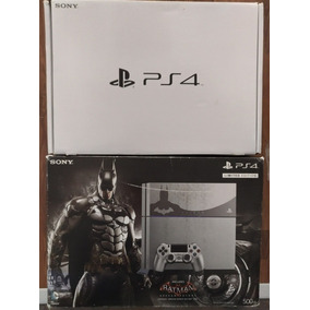 Ps4 Batman Limited Edition Usada!!!