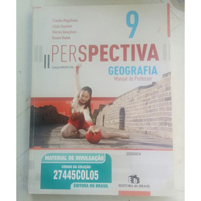 Perspectiva 9° Ano Geografia Livro Do Professor