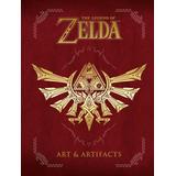 Libro Legend Of Zelda Arts And Artifacts Pasta Dura