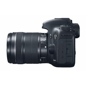 Canon 7d Mark Ii Kit Lente 18-135 Factura A O B Nuevas!