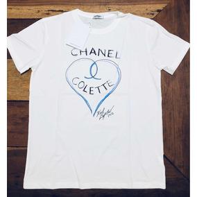 3962dac86a Karl Lagerfeld Riachuelo - Camisetas e Blusas no Mercado Livre Brasil