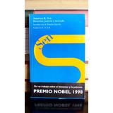 Amartya K. Sen - Bienestar, Justicia Y Mercado (libro)