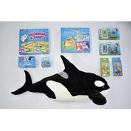 Juegos De Mesa En Familia + Super Orca Mundo Marino