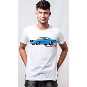 Camiseta Opala Ss 74 Cast Design